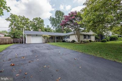 Bowie Single Family Home For Sale: 3905 Carvel Lane