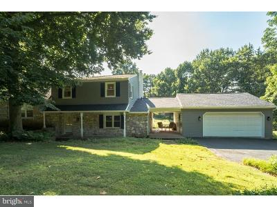 Richboro Single Family Home For Sale: 165 Lehigh Drive