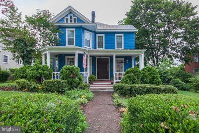 Culpeper Single Family Home For Sale: 806 East Street S