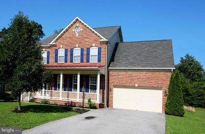 Waldorf Single Family Home For Sale: 9107 Asworth Court