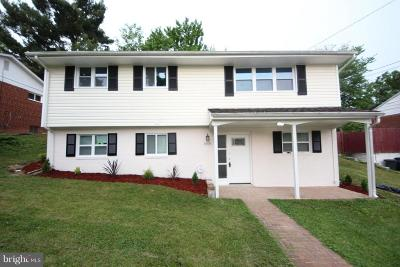 Suitland Single Family Home For Sale
