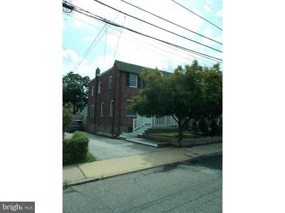 Upper Darby Single Family Home For Sale: 561 Larchwood Avenue