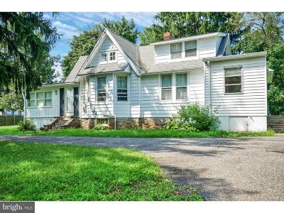 Media Single Family Home For Sale: 41 N Pennell Road