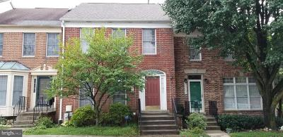 Burtonsville Townhouse Under Contract: 3919 Dunes Way