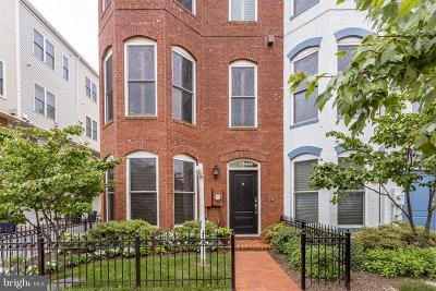 Townhouse For Sale: 419 K Street SE
