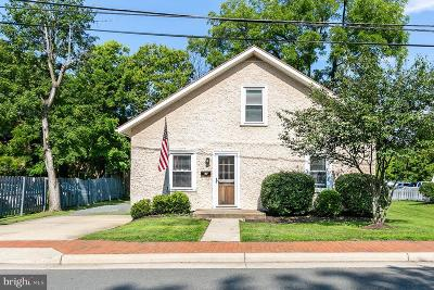 Leesburg Single Family Home For Sale: 107 Harrison Street NE