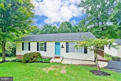 Chesapeake Beach Single Family Home Active Under Contract: 2905 Galway Lane