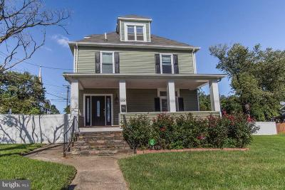 Hamden, Hamilton, Hamilton Area, Hamilton-Lauraville, Hamilton/Parkville, Hamilton/Rosemont East, Hamiltowne Single Family Home For Sale: 4000 Northern Parkway