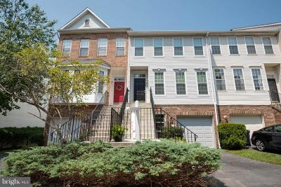 Howard County Townhouse For Sale: 9123 Carriage House Lane #12