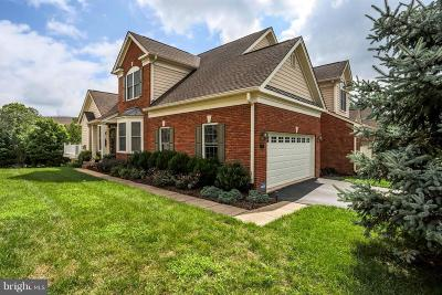 Prince William County Townhouse For Sale: 15760 Cool Spring Drive