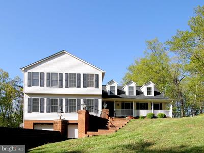 Single Family Home For Sale: 1908 Artillery Ridge Road