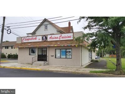 Millville Commercial For Sale: 622 N High Street