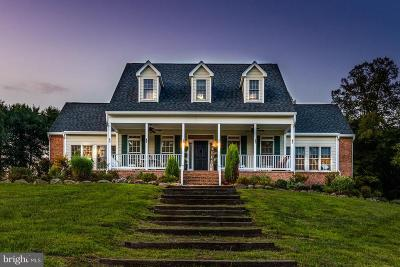 Fauquier County Single Family Home For Sale: 11580 Bears Den Road