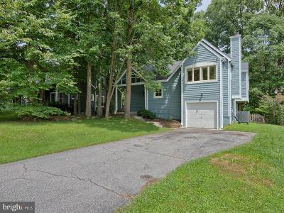 New Market Single Family Home For Sale: 5743 Old Log Court