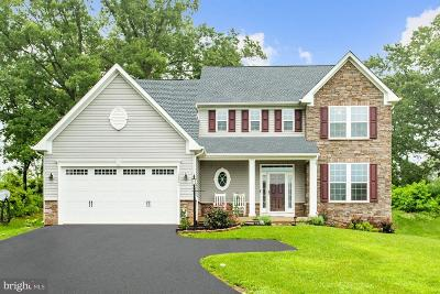 Culpeper Single Family Home For Sale: 15501 Hillview