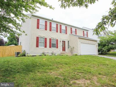 Burtonsville Single Family Home For Sale: 14810 Crossvalley Road