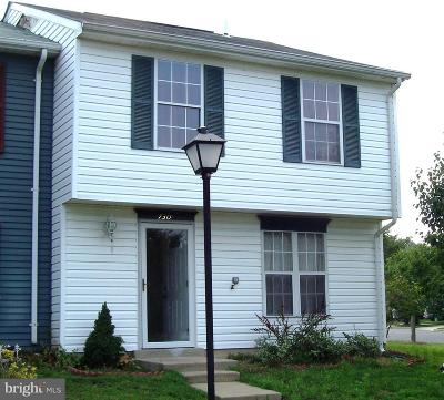 Clinton Townhouse For Sale: 7301 Branchwood Terrace