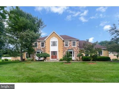 Princeton Junction Single Family Home For Sale: 3 Keystone Way