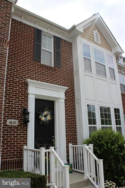 Townhouse For Sale: 5810 Foley Street