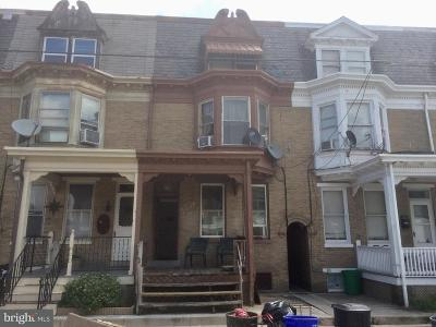 York Multi Family Home For Sale: 39 S Dewey Street