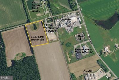 Worton Residential Lots & Land For Sale: Chinquapin Road
