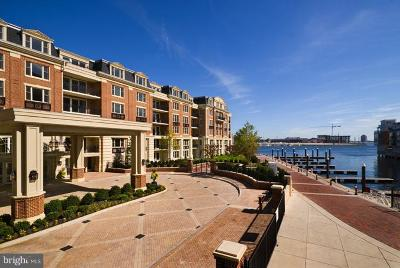 Baltimore City Condo For Sale: 801 Key Highway #253