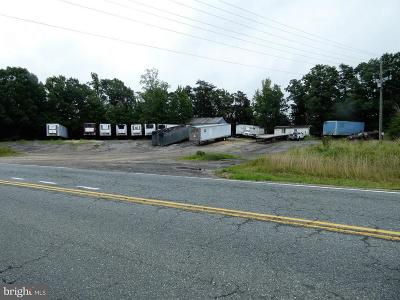 Spotsylvania County Commercial For Sale: 4336 Lee Hill School Drive