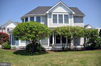 Cecil County, Dorchester County, Kent County, Queen Annes County, Somerset County, Talbot County Single Family Home For Sale: 21326 Bay Front Drive