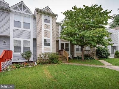 Ellicott City Townhouse For Sale: 3404 Orange Grove Court