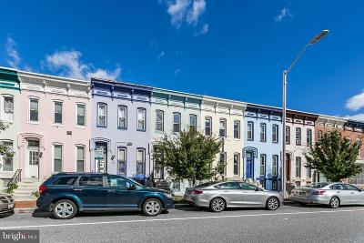 Charles Village Townhouse For Sale: 46 26th Street