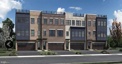 Ashburn Townhouse For Sale: Mildred Landing Square