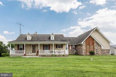Taneytown Single Family Home For Sale: 5823 Conover Road