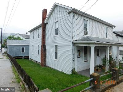 Westernport Single Family Home Under Contract: 315 Johnson Street