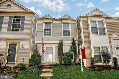 Alexandria Townhouse For Sale: 7103 Strawn Court