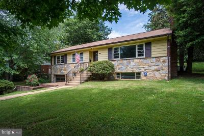 Annandale, Falls Church Single Family Home For Sale: 7326 Pinecastle Road