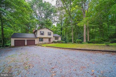 Chesapeake Beach Single Family Home For Sale: 2725 Karen Drive
