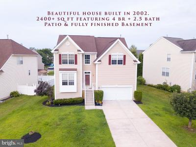 Single Family Home For Sale: 46 Stoneham Drive