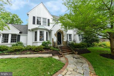 Silver Spring Single Family Home For Sale: 9300 Columbia Boulevard