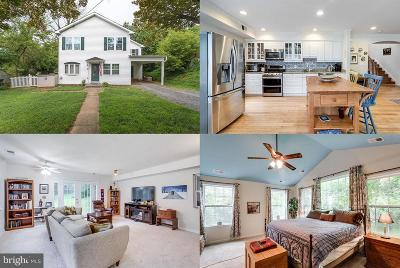 Falls Church Single Family Home For Sale: 7422 Howard Court