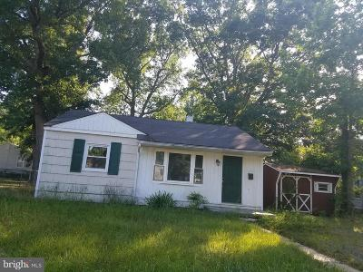 Saint Marys County Rental For Rent: 21753 Saratoga Drive