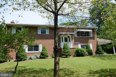 Sunderland Single Family Home For Sale: 910 Dalrymple Road