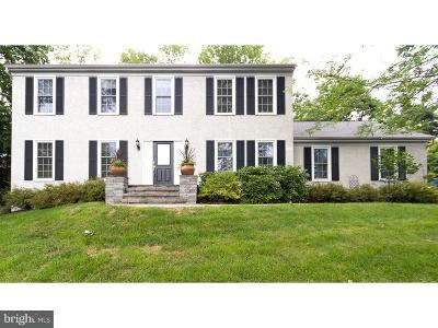 Downingtown Single Family Home For Sale: 206 Trowbridge Lane