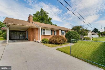 Winchester Single Family Home For Sale: 162 Wilkins Drive