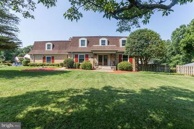 Silver Spring Single Family Home For Sale: 13608 Colefair Drive