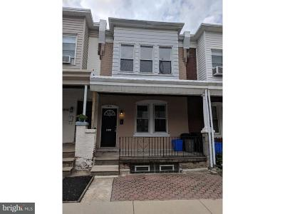 Manayunk Townhouse For Sale: 3816 Lauriston Street