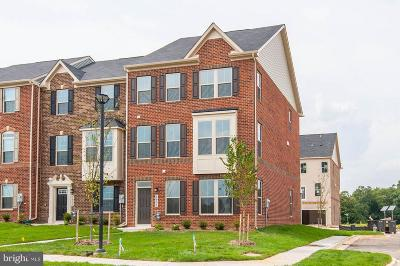 Upper Marlboro Townhouse For Sale: 5901 Sauerwein Way