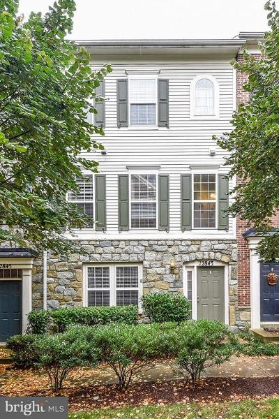Clarksburg Townhouse For Sale: 12843 Murphy Grove Terrace