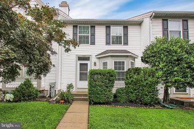 Bel Air Townhouse For Sale: 760 Reedy Circle
