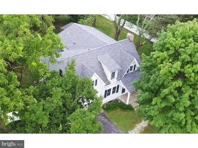 Princeton Junction Single Family Home For Sale: 200 N Post Road