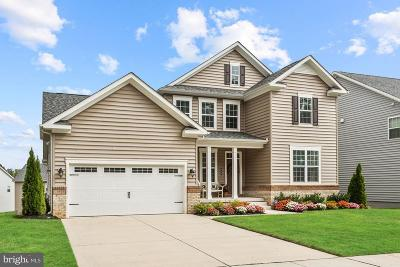 Reisterstown Single Family Home For Sale: 827 Longmaid Drive